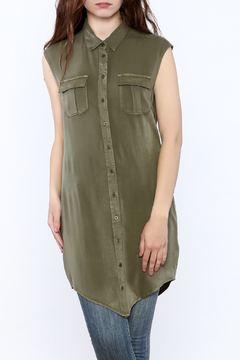 Shoptiques Product: Olive Tunic Top