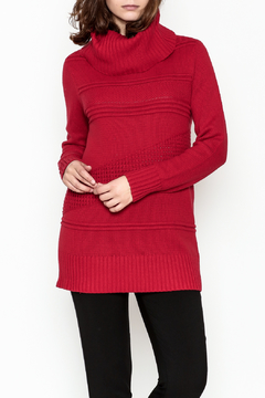 Shoptiques Product: Cable Knit Sweater Tunic