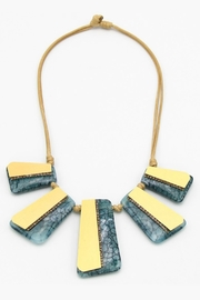 Embellish Tribal Chic Necklace - Product Mini Image