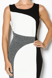 Tribal Color Block Sheath Dress - Other