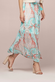 Tribal Colorful Sheer Skirt - Product Mini Image