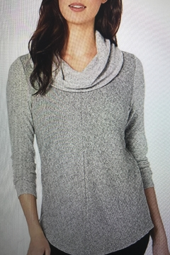 Tribal Cozy Cowl Tunic - Product List Image