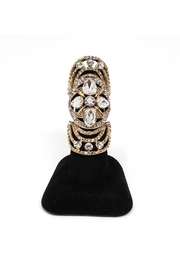 Nadya's Closet Tribal Crystal Metal-Ring - Product Mini Image