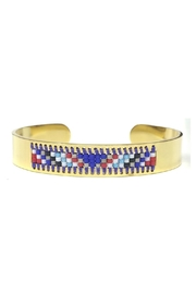Wild Lilies Jewelry  Tribal Cuff Bracelet - Product Mini Image