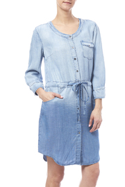 Tribal Denim Dress - Product Mini Image