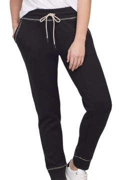 Tribal Drawstring Jogger With Contrast - Product List Image