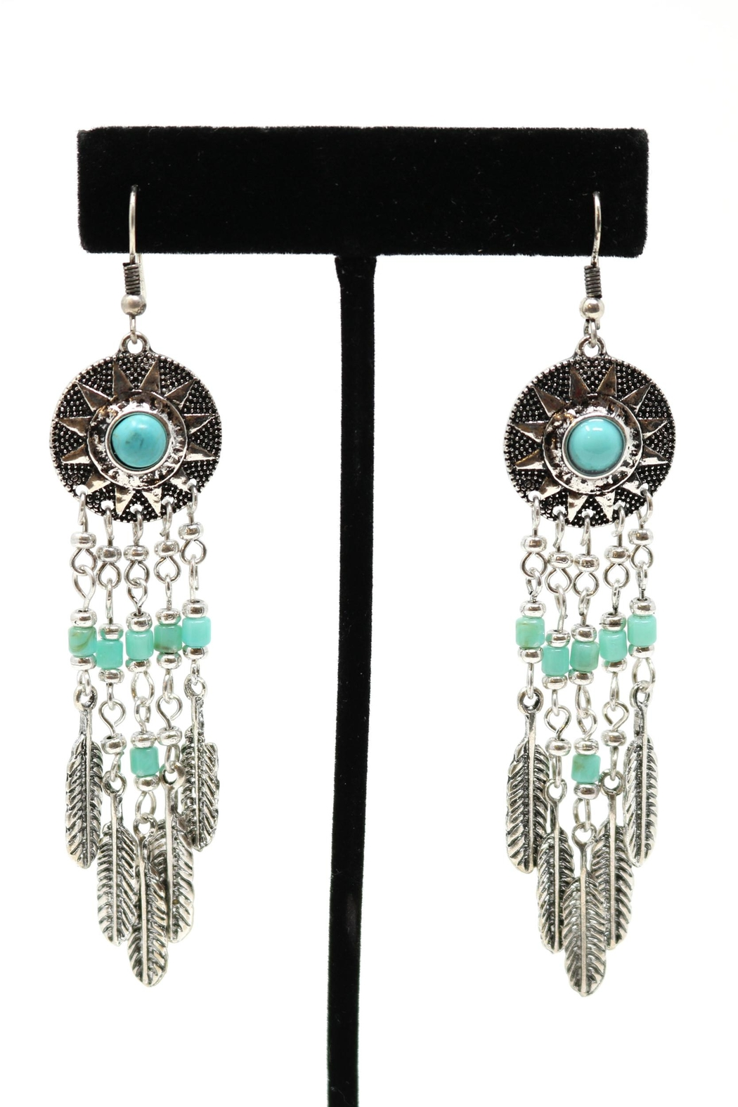 Nadya's Closet Tribal Fashion Earrings - Main Image