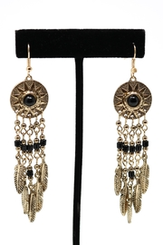 Nadya's Closet Tribal Fashion Earrings - Front cropped