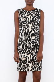 Tribal Femme Animal Print Dress - Product Mini Image