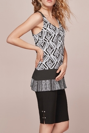 Tribal Geometric Pattern Top - Product Mini Image