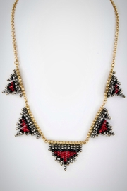 Embellish Tribal Glass Necklace - Product Mini Image