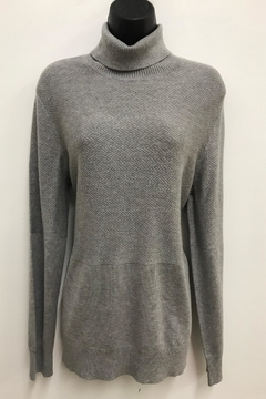Shoptiques Product: Heather Grey Sweater