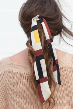 Shoptiques Product: Tribal Hair Scarf