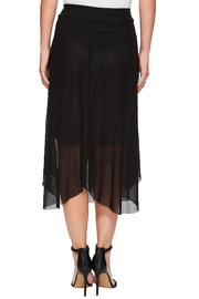 Tribal Handkerchief Skirt - Front full body