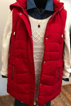 Tribal Investment Vest - Product List Image