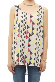 Tribal Jeans Colorful Tunic Tank - Side cropped