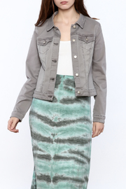 Tribal Jeans Denim Jacket - Product Mini Image