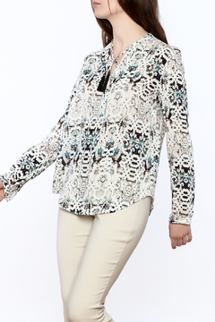 Tribal Jeans Long Sleeve Blouse - Product List Image