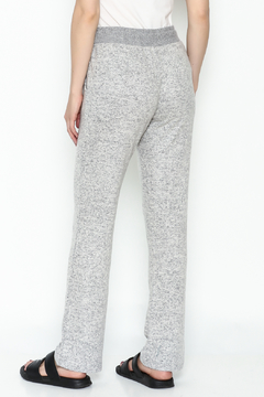 Tribal Knit Relaxed Pants - Alternate List Image