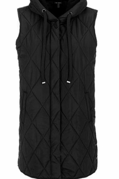 Tribal Longer Quilted Vest - Alternate List Image