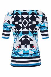 tribal nautical themed t shirt from columbia by