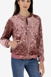 Tribal  Pink Bomber Jacket - Product Mini Image