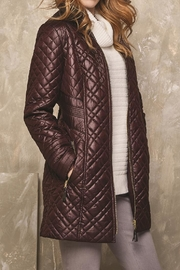 Tribal Plum Jacket - Product Mini Image