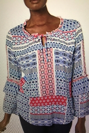 Tribal Poet Blouse - Product Mini Image