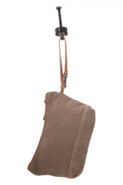 MarkWEST-Myra Bag Tribal Pouch - Front full body