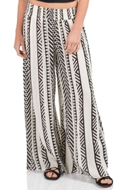 Elan Tribal Print Palazzo - Product Mini Image