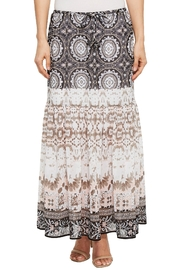 Tribal Printed Maxi Skirt - Product Mini Image