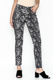 Tribal Printed Pull On Jeggings - Product Mini Image