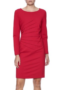 Shoptiques Product: Red Side Burst Dress