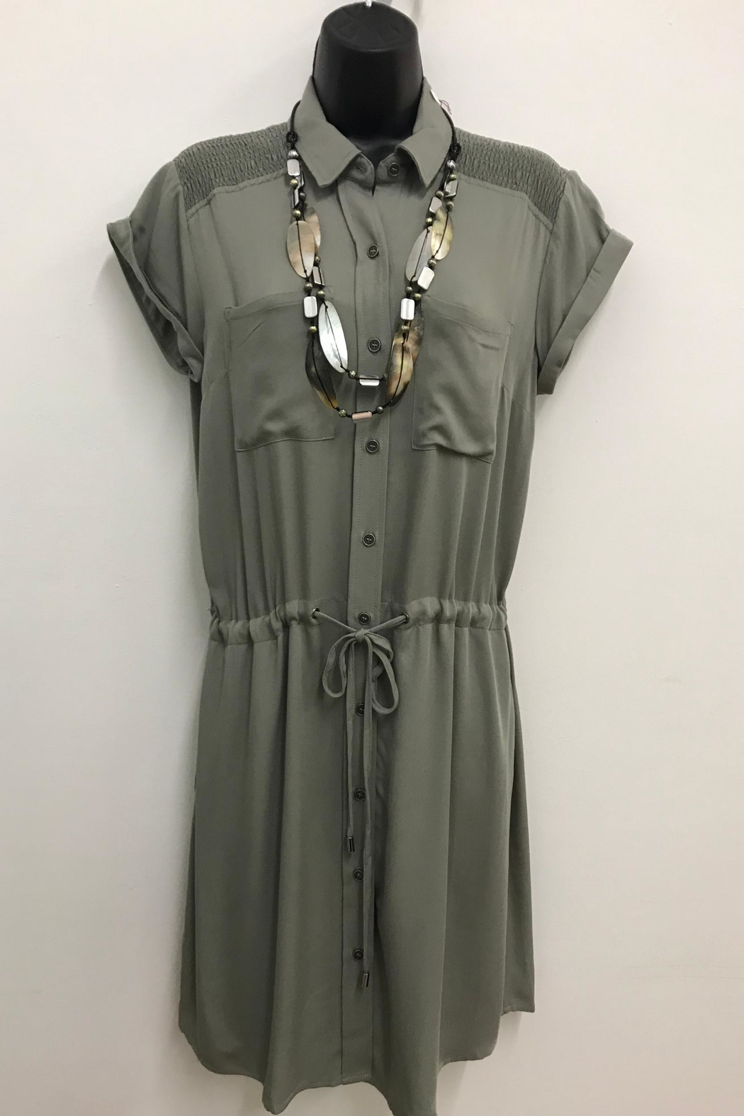 Tribal Safari Dress - Front Full Image