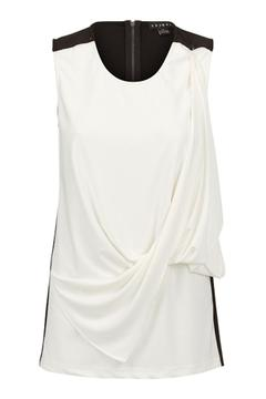 Shoptiques Product: Sleeveless Cream Top