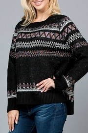 GeeGee Tribal Sprinkle Sweater - Product Mini Image