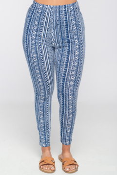 Shoptiques Product: Tribal Stretch Pant