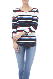 Tribal Striped Scoop Neck - Product Mini Image