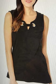 Shoptiques Product: Tank With Grommets