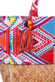 Imagine That Tribal Tote Bag - Back cropped