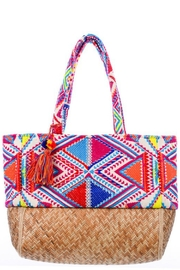 Imagine That Tribal Tote Bag - Product Mini Image