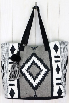 Cashmere N Tee Tribal Tote - Product List Image