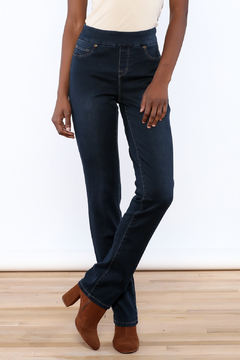 Shoptiques Product: Dream Staight Leg Jean