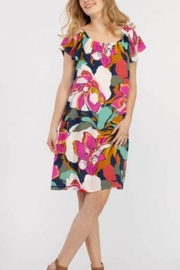 Tribal Floral Dress - Product Mini Image