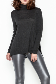 Tribal Turtleneck Tunic Sweater - Product Mini Image