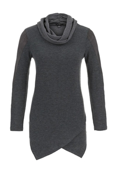 Shoptiques Product: V-Front Cowl Sweater