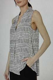Tribal V Neck Tank - Product Mini Image
