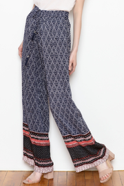 Tribal Wide Leg Pant - Product Mini Image