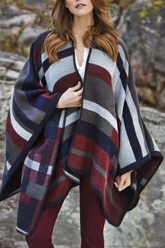 Shoptiques Product: Winter Stripe Wrap