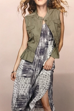 Tribal Jeans Cool Hippie Dress - Product List Image